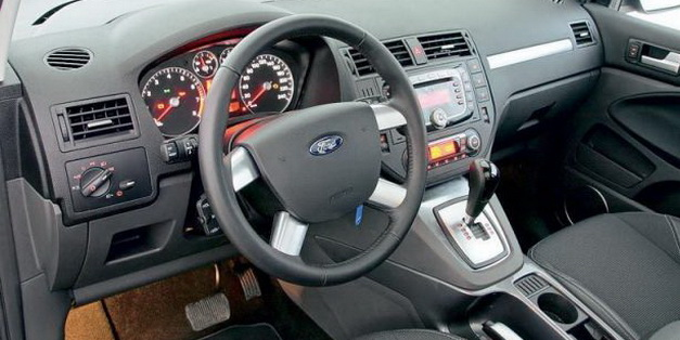 Фото Ford Focus C-MAX